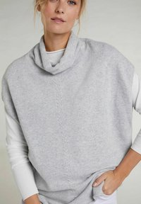 Oui - Top - light grey - 4