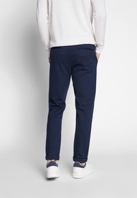 Lindbergh - Trousers - navy mix - 2