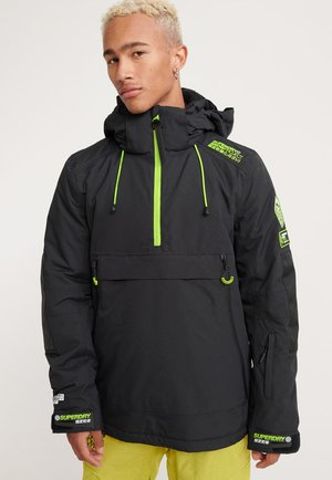 Skijakker - onyx black