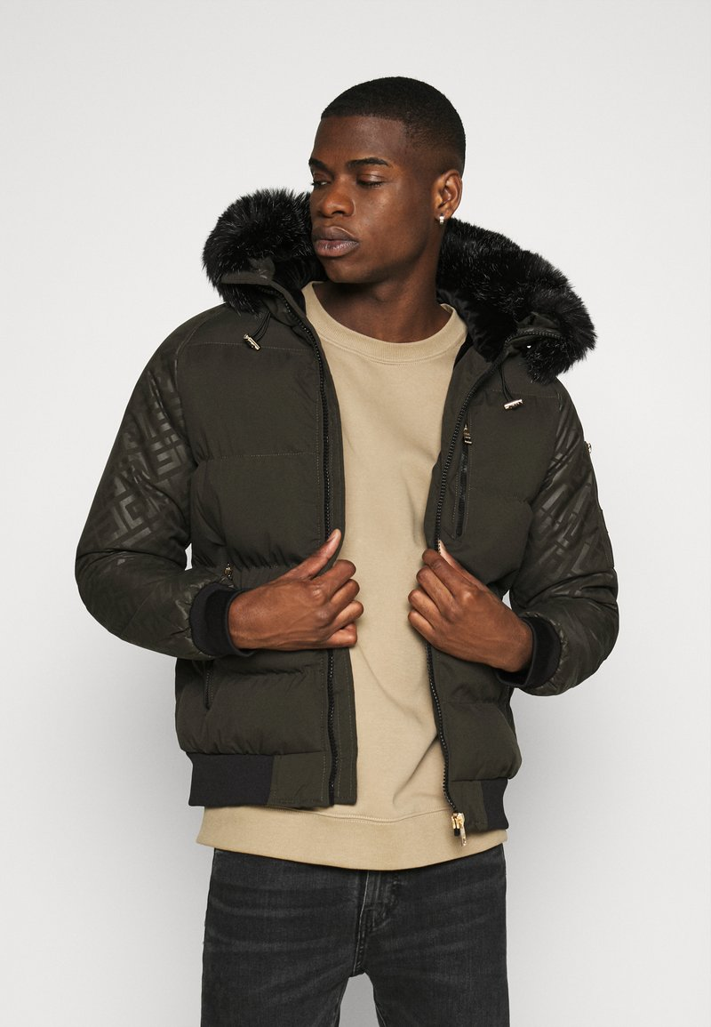 Glorious Gangsta - ARAGO - Winter jacket - khaki