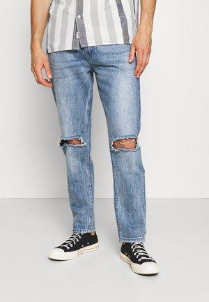 TROY - Slim fit jeans - blue