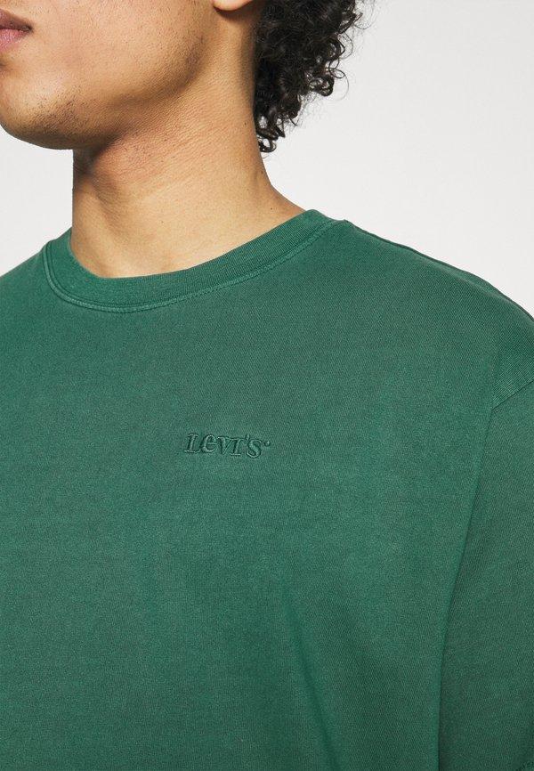 Levi's® VINTAGE TEE - T-shirt basic - forest biome/zielony Odzież Męska QFXG