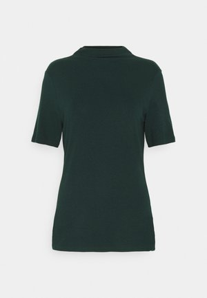 T-shirts basic - emerald green