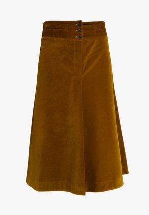 FOGGY - Spódnica trapezowa - vert