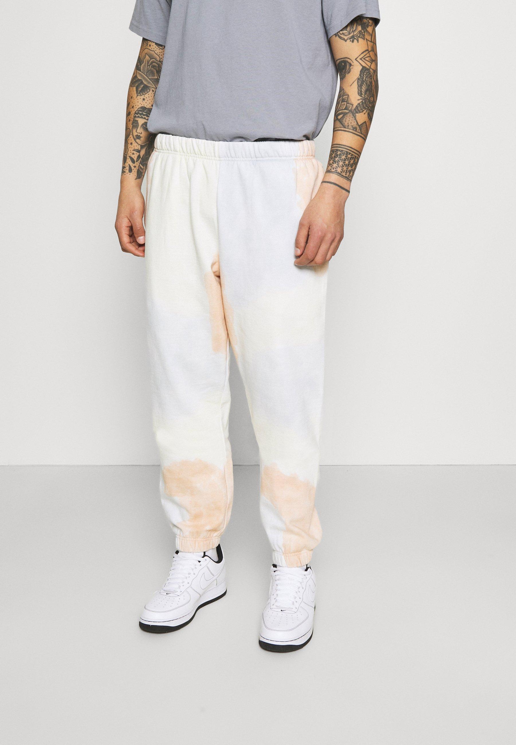 Homme SUSTAINABLE TIE DYE - Pantalon de survêtement