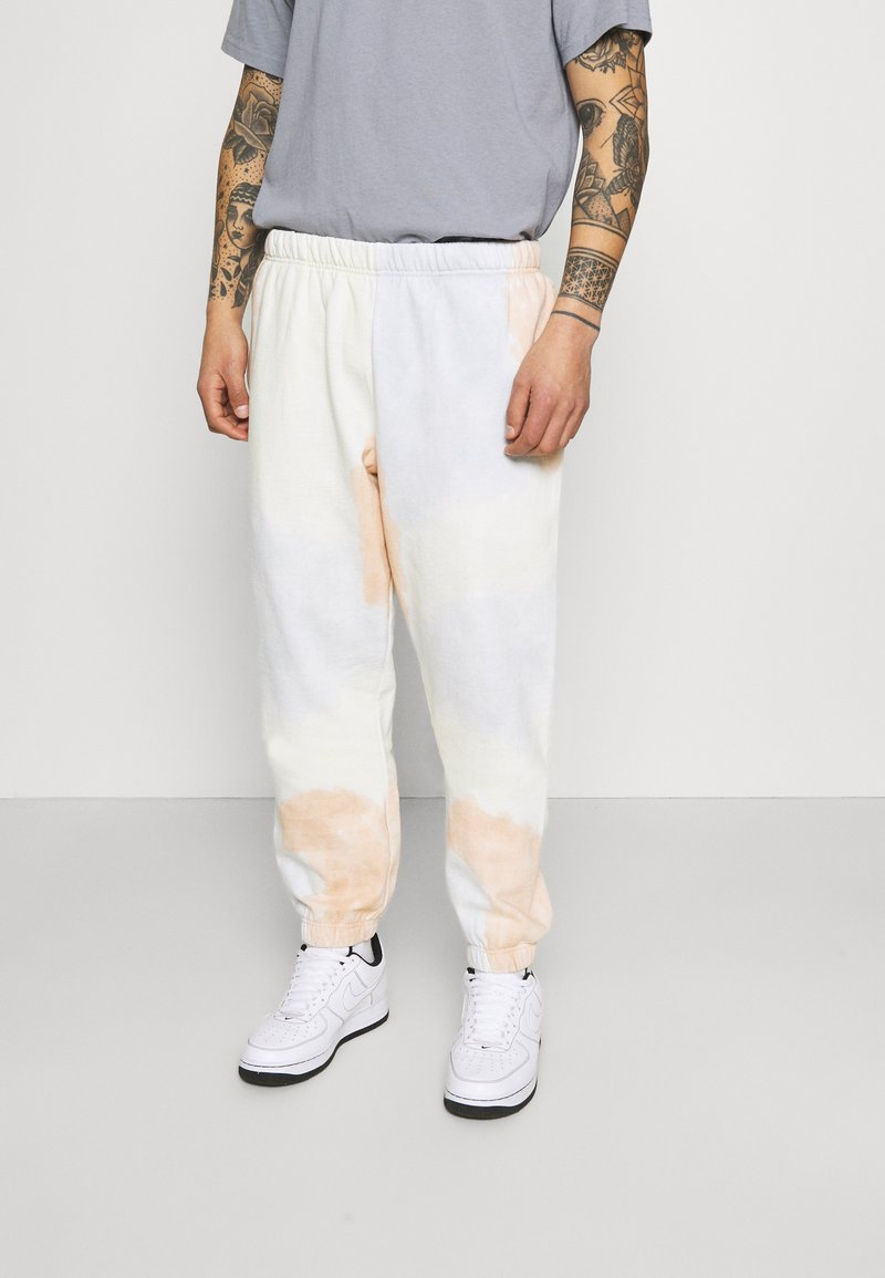 Obey Clothing - SUSTAINABLE TIE DYE - Tracksuit bottoms - pheasant multi