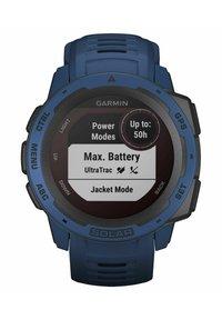 Garmin - INSTINCT SOLAR - Smartwatch - blau - 7