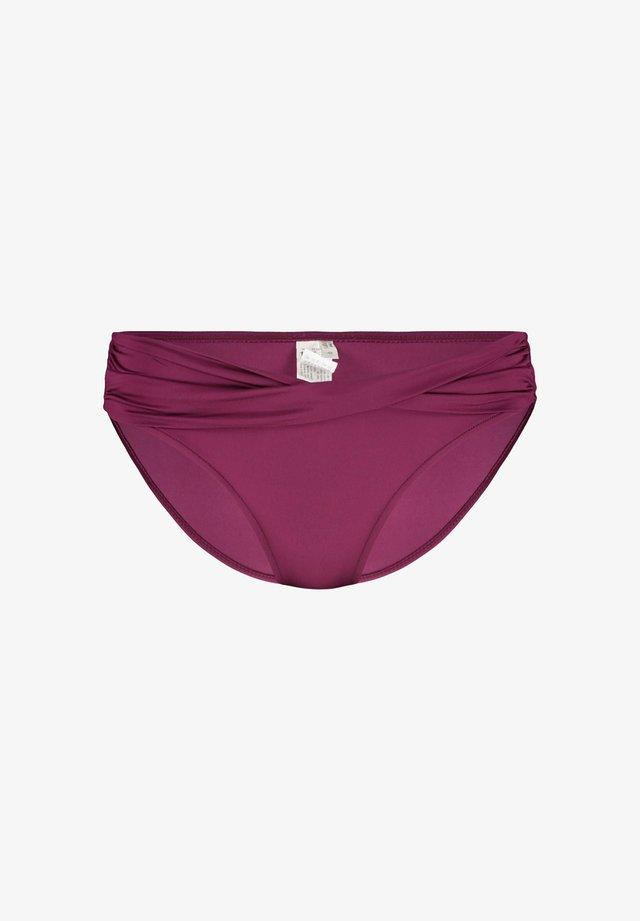 Bikini bottoms - berry