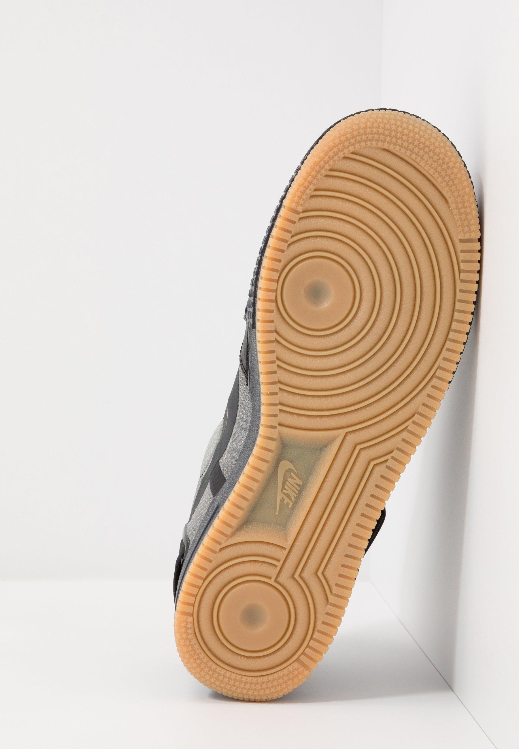 Nike Sportswear AF1-TYPE - Joggesko - black/anthracite/light brown