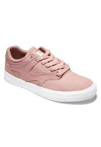 DC Shoes - KALIS VULC - Sneakersy niskie - blush - 2
