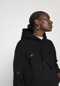 Calvin Klein Jeans - ECO HOODIE - Hoodie - black - 3