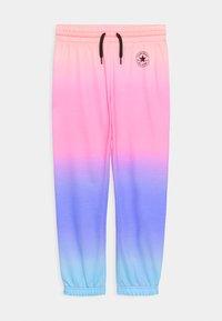 Converse - OMBRE SUPER SOFT JOGGERS - Teplákové kalhoty - multicolor - 0