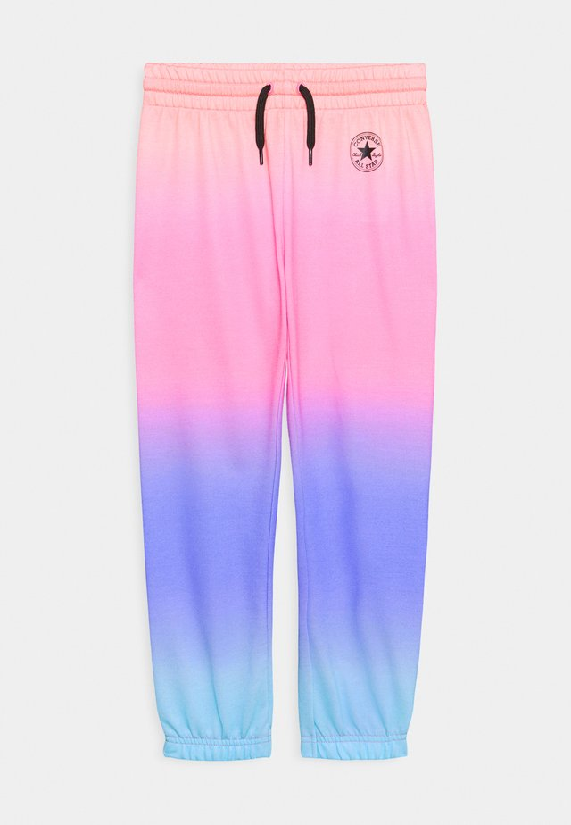 OMBRE SUPER SOFT JOGGERS - Tracksuit bottoms - multicolor