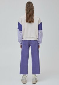 PULL&BEAR - Sweatshirt - purple - 2
