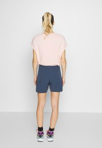 Norrøna - BITIHORN LIGHTWEIGHT - Sports shorts - indigo night - 2