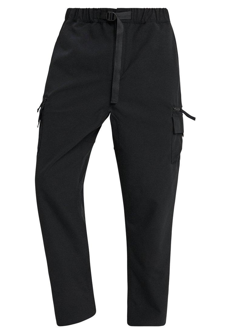 Carhartt WIP ELMWOOD PANT MECHANICAL STRETCH - Pantalon cargo - black