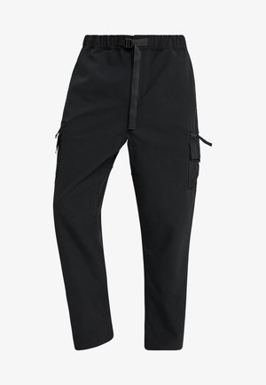 ELMWOOD PANT MECHANICAL STRETCH - Pantalon cargo - black