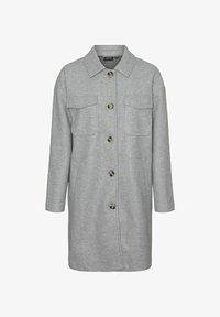 Vero Moda - Classic coat - light grey melange - 4
