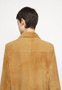Alberta Ferretti - Button-down blouse - beige - 3