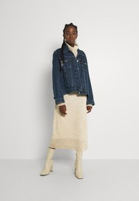 ONLY - Jumper dress - pumice stone - 1