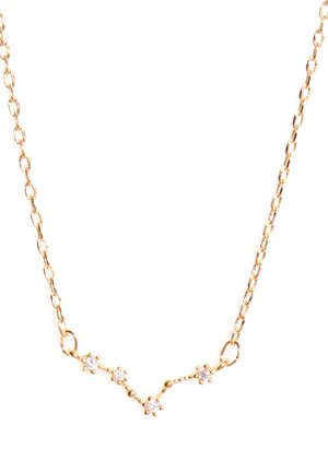 CHA - Collier - gold