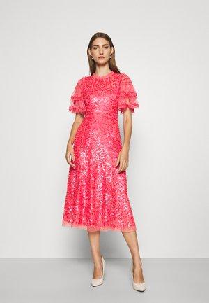 SEREN BALLERINA DRESS - Cocktail dress / Party dress - watermelon pink