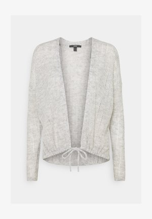 POINTELLE - Cardigan - light grey