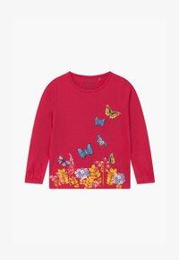 Blue Seven - GIRLS STYLE - Långärmad tröja - red - 0