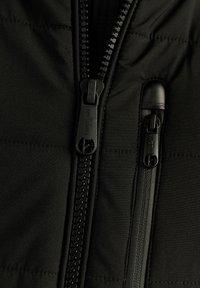 Finn Flare - IM MODERNEN LOOK - Winter jacket - black - 4
