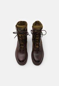 Belstaff - TROOPER BOOT - Bottines à lacets - cognac - 3