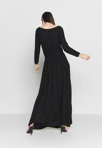 YAS - YASCHELSEA 3/4 ANKLE DRESS  - Maxi šaty - black - 2