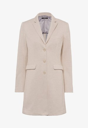 Short coat - cream melange