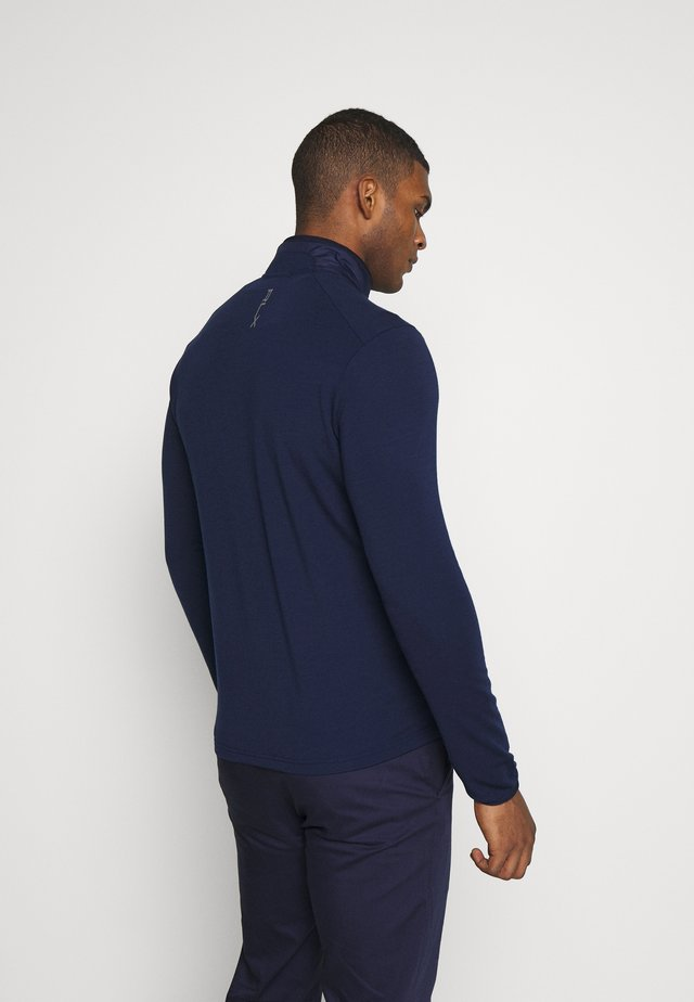 LONG SLEEVE - Outdoorová bunda - french navy