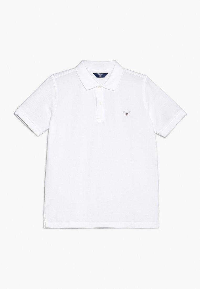 GANT - THE ORIGINAL - Polo - white