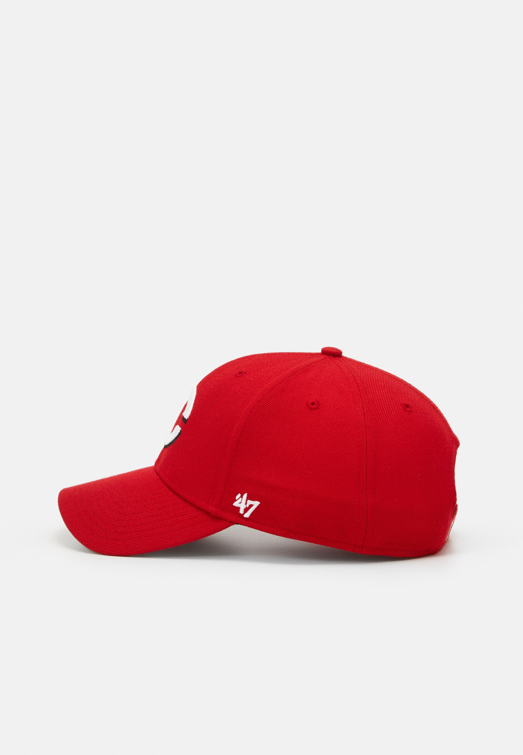 '47 CINCINNATI - Cap - red/rød IbEbkwyitNTeyRf