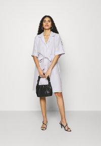 ARKET - Shirt dress - light purple - 1