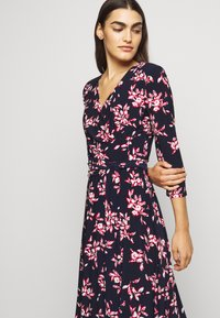 Lauren Ralph Lauren - MATTE DRESS - Day dress - navy/orient - 3