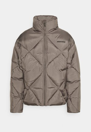 LABIN QUILTED PUFFER JACKET UNISEX - Winterjas - fossil