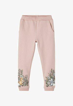 Pantalon classique - pale mauve