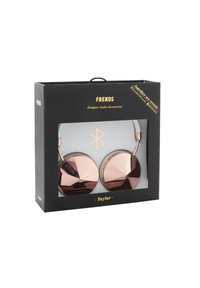 Frends - TAYLOR RG - WIRED - Kuulokkeet - rose gold - 4