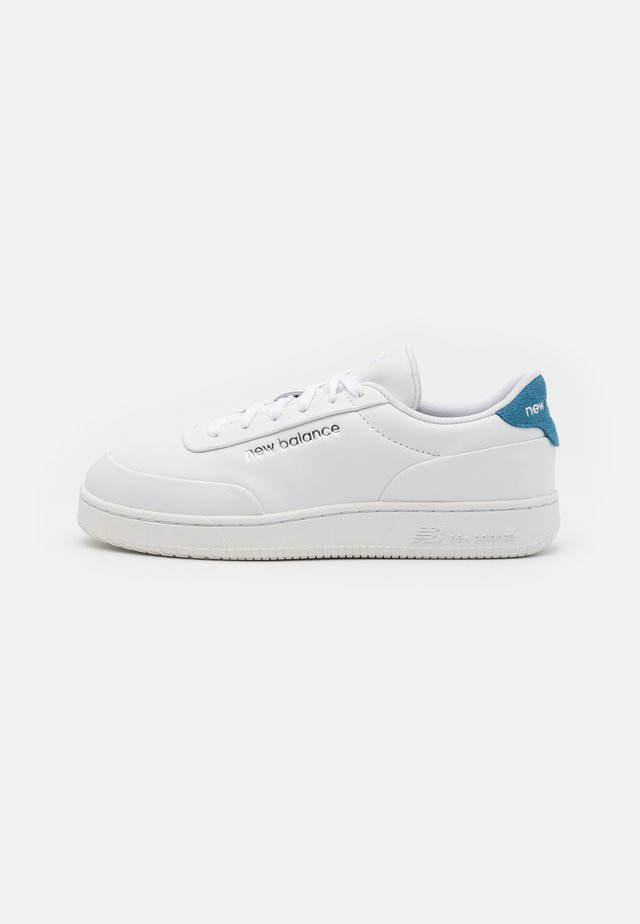 COURT UNISEX - Sneakers - white/blue