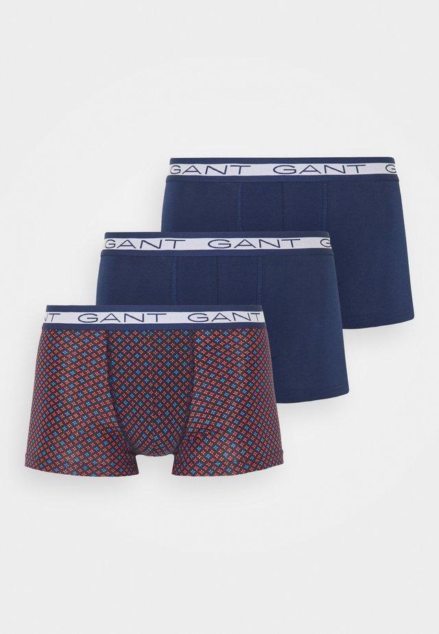 BASIC TRUNK MINI STAR 3 PACK - Underkläder - persian blue