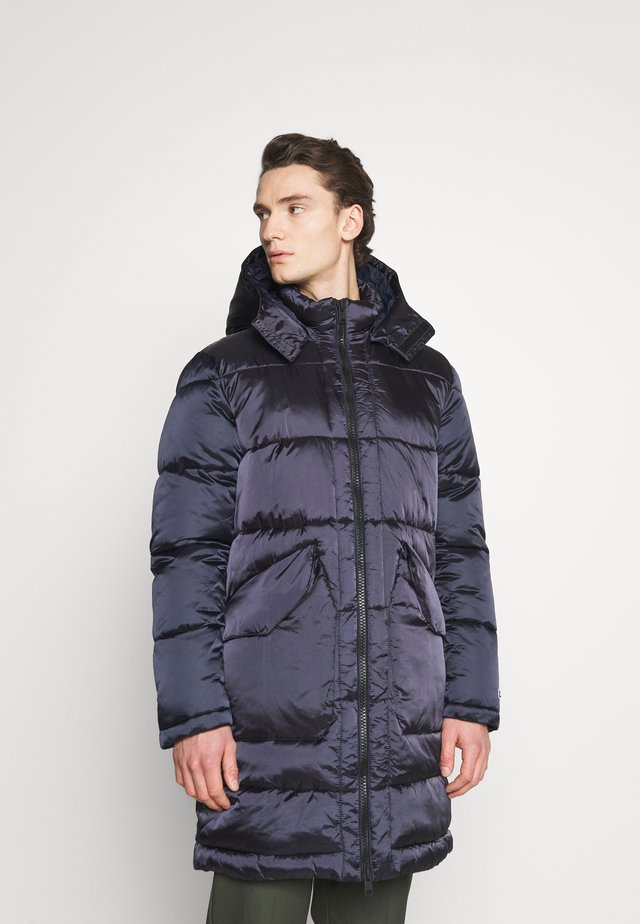 JACKET - Winter coat - blue