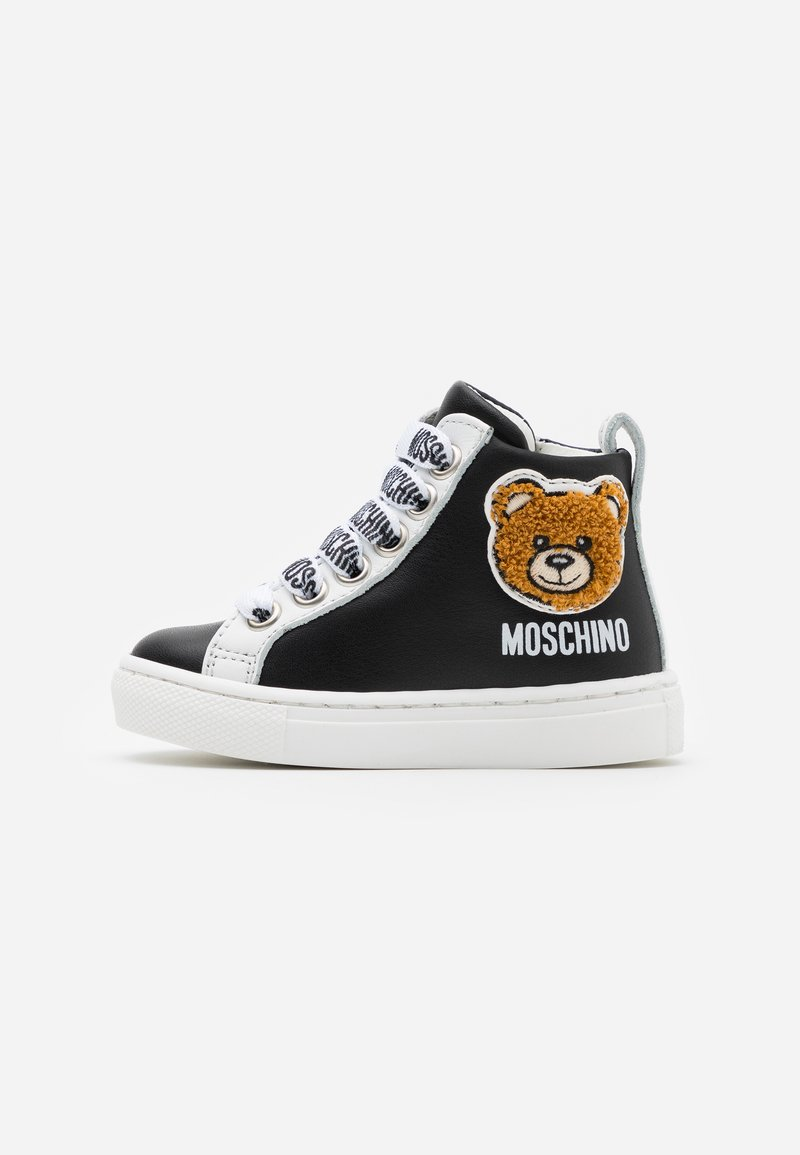MOSCHINO - Sneakers high - black