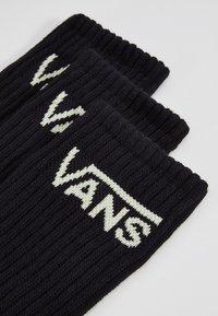 Vans - 3PACK - Socks - black-yellow pear - 2