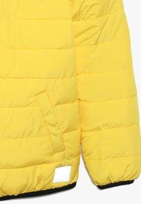 Superdry - REVERSIBLE FUJI - Winter jacket - olive/yellow - 3