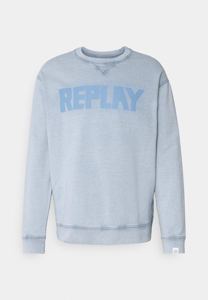 Replay - Sweatshirt - light blue