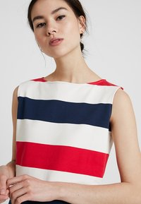 Sea Ranch - BRITTANY - Day dress - navy/pearl/true red - 3