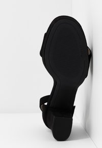 mtng - VOLGA - High heeled sandals - black - 6