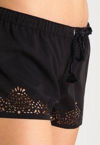 Seafolly - SPICE TEMPLE - Bikini pezzo sotto - black - 3